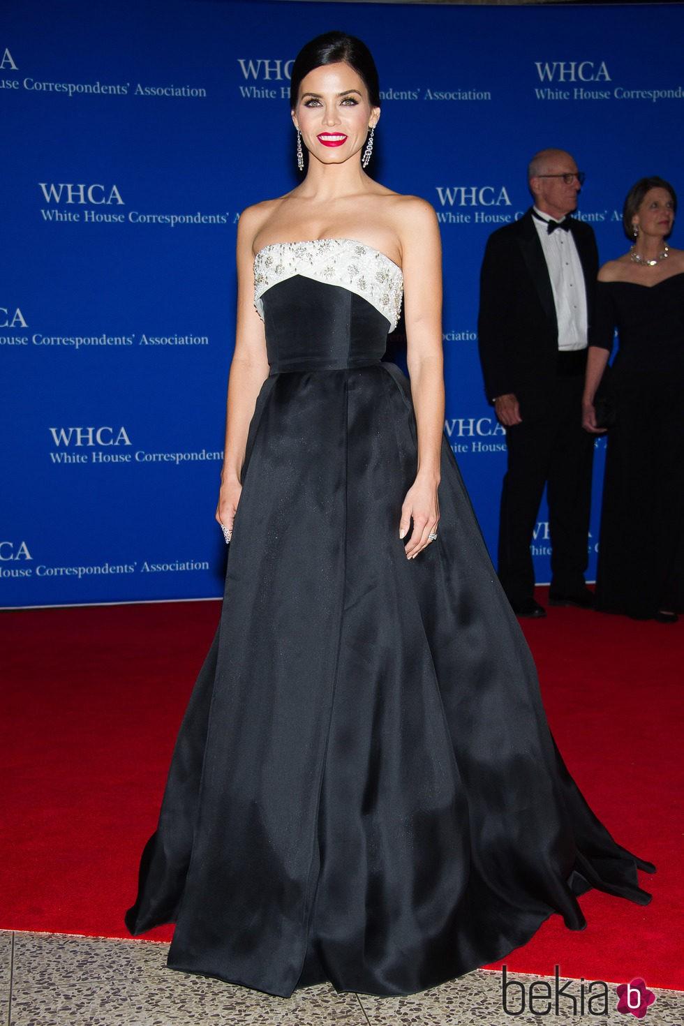 Jenna Dewan-Tatum en la Cena de Corresponsales de la Casa Blanca 2015