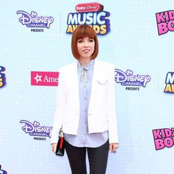 Carly Rae Jepsen en la gala de los 'Radio Disney Music Awards' 2015