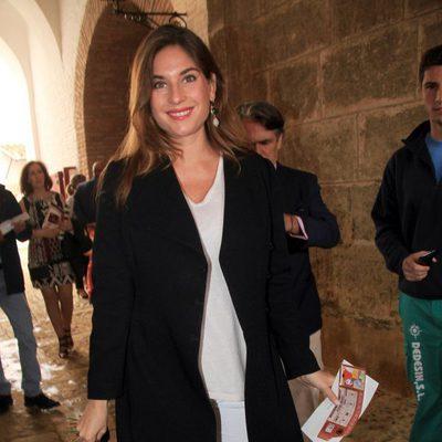 Lourdes Montes en la vuelta de Fran Rivera a La Maestranza