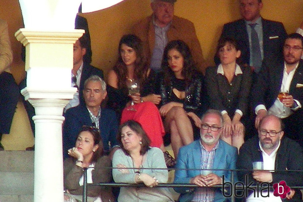 Hiba Abouk en la vuelta de Fran Rivera a La Maestranza