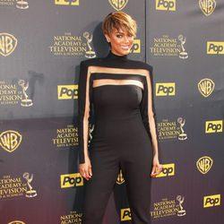 Tyra Banks presentadora de los 'Daytime Emmys' 2015