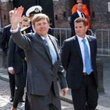 Guillermo Alejandro de Holanda en el Día del Rey 2015