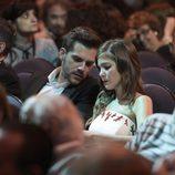 Marc Clotet y Natalia Sánchez en el Festival de Málaga 2015
