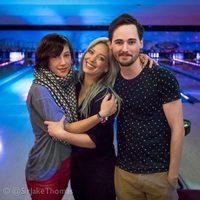 Lalaine Vergara, Hilary Duff y Jake Thomas se reencuentran tras el final de 'Lizzy McGuire'