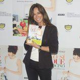 Lydia Bosch en la presentación del libro 'Yo sí que cocino'