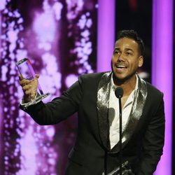 Romeo Santos en la gala de los Billboard Latin Music Awards 2015