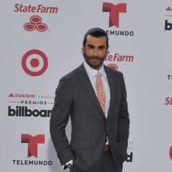 Gonzalo García Vivanco en los Billboard Latin Music Awards 2015