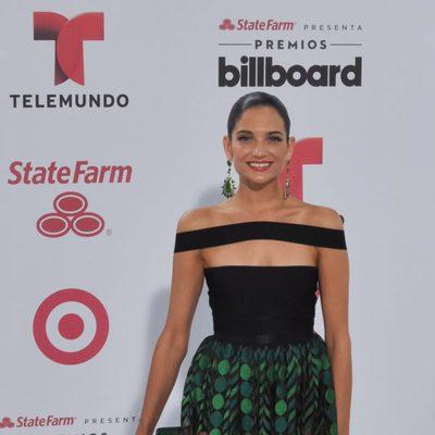 Natalia Jiménez en los Billboard Latin Music Awards 2015
