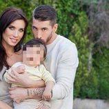 Primera foto de Pilar Rubio y Sergio Ramos con su hijo Sergio Ramos Jr.