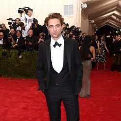 Robert Pattinson en la gala MET 2015