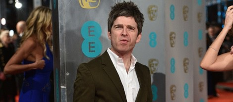 Noel Gallagher guitarrista del grupo 'Oasis'