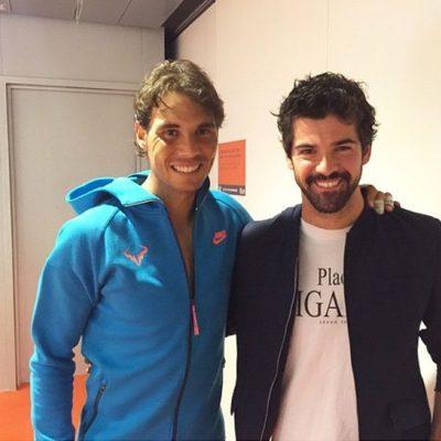 ¿Cuánto mide Rafa Nadal? - Real height 74488_cv02