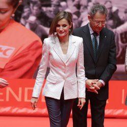 La Reina Letizia en el Día Mundial de la Cruz Roja en Valladolid
