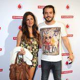 Aarón Guerrero en el concierto de Maldita Nerea en Madrid