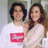 Jessica Bueno y Jota Peleteiro en el segundo aniversario de su romance