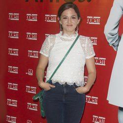 Marina Salas en el estreno de 'Una nueva amiga' en Madrid