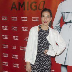 Alicia Rubio en el estreno de 'Una nueva amiga' en Madrid