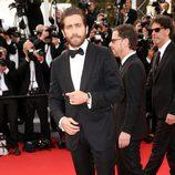 Jake Gyllenhaal en la ceremonia de inauguración del Festival de Cannes 2015