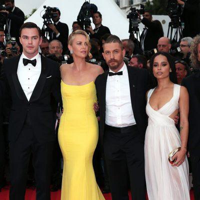 Los actores de 'Mad Max: Furia en la carretera' estrenan su película en Cannes 2015