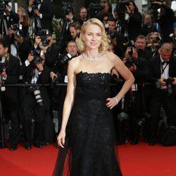 Naomi Watts en el estreno de 'Mad Max: Furia en la carretera' en Cannes 2015