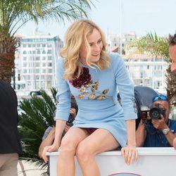 Diane Kruger y su ropa interior en plena alfombra roja de Cannes