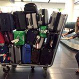 Edurne, lista para viajar a Viena para el Festival de Eurovision 2015