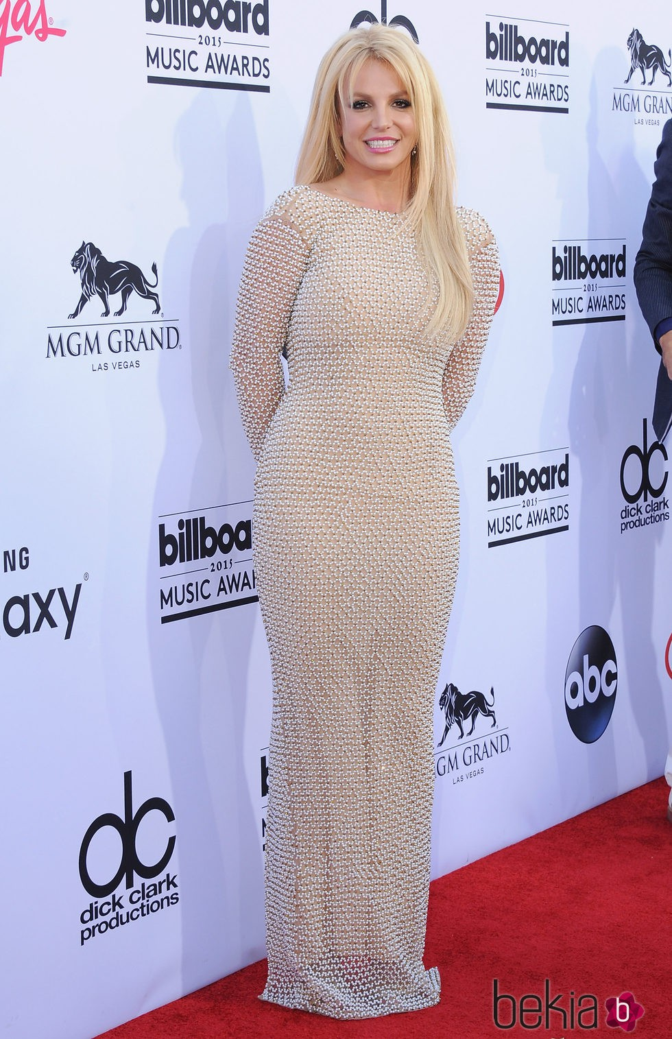 Britney Spears en los Billboard Music Awards 2015