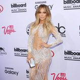 Jennifer Lopez en los Billboard Music Awards 2015