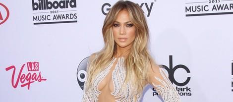 Jennifer Lopez en los Billboard Music Awards 2015