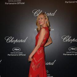 Petra Nemcova en la fiesta Chopard ofrecida por el Festival de Cannes 2015