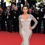 Eva Longoria en el estreno de 'Inside Out' en Cannes 2015