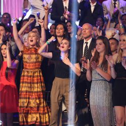 La familia de Rumer Willis emocionada por su victoria en 'Dancing With The Stars'