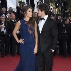 Primer acto público de Ian Somerhalder y Nikki Reed tras su boda