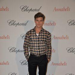 Oliver Cheshire en la fiesta Chopard Annabel's del Festival de Cannes 2015