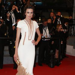 Nieves Álvarez en la premiere de 'Mountains May Depart' en el Festival de Cannes 2015