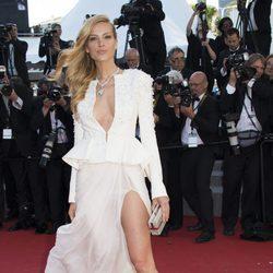 Petra Nemcova en la premiere de 'Youth' en el Festival de Cannes 2015