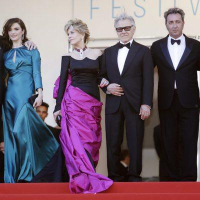 El equipo de 'Youth' presentan la película en el Festival de Cannes 2015