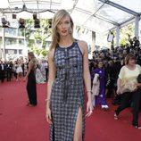 Karlie Kloss en la premiere de 'Youth' en el Festival de Cannes 2015