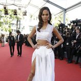Joan Smalls en la premiere de 'Youth' en el Festival de Cannes 2015
