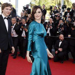 Rachel Weisz en la premiere de 'Youth' en el Festival de Cannes 2015