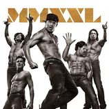 Póster coral de 'Magic Mike XXL'
