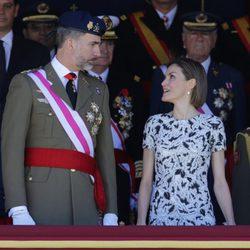 Los Reyes Felipe y Letizia, dos enamorados en su 11 aniversario de boda