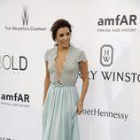 Eva Longoria en la gala amfAR del Festival de Cannes 2015