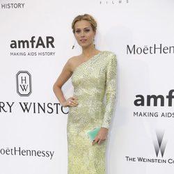 Petra Nemcova en la gala amfAR del Festival de Cannes 2015
