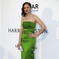 Marion Cotillard en la gala amfAR del Festival de Cannes 2015