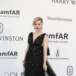 Melissa George en la gala amfAR del Festival de Cannes 2015
