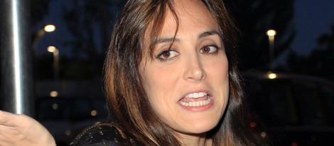 Tamara Falcó se enfada en la inauguración del local de su tío
