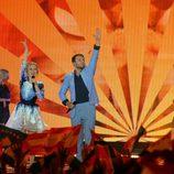 Monika Linkyté & Vaidas Baumila, representante de Lituania en el Festival de Eurovisión 2015