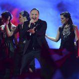 Knez, representante de Montenegro en el Festival de Eurovisión 2015
