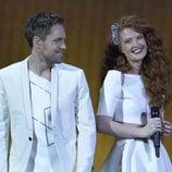 Mørland & Debrah Scarlett, representante de Noruega en el Festival de Eurovisión 2015